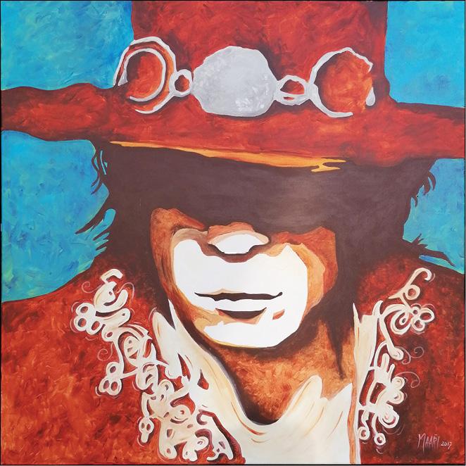 Veilingitem Stevie Ray Vaughan